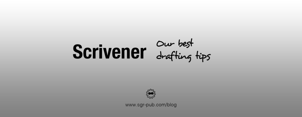Our best scrivener drafting tips